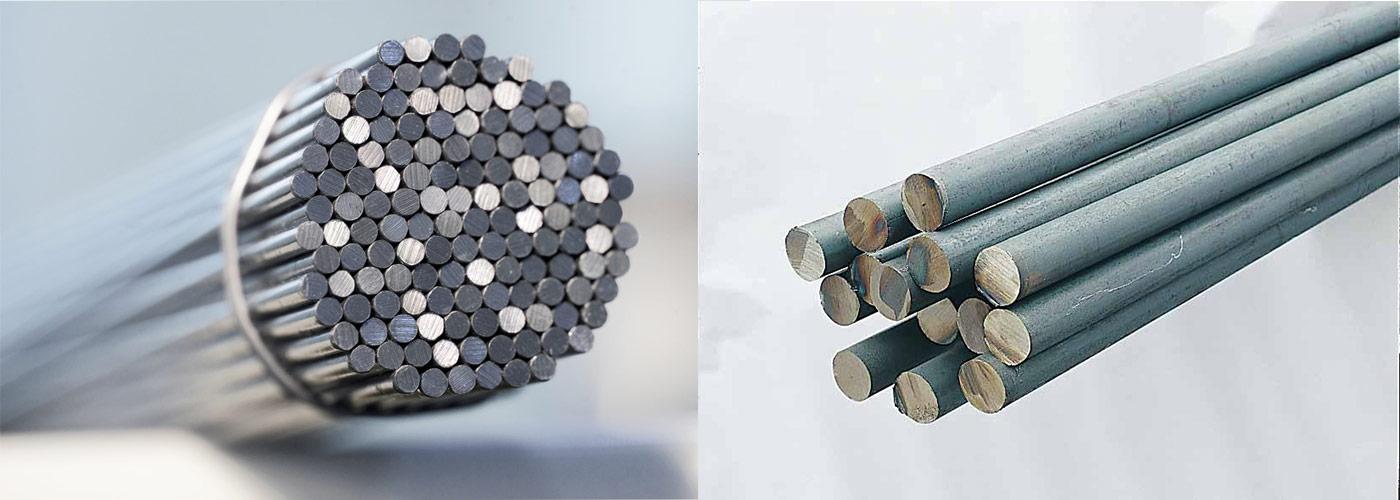انواع محصولات فولاد آلیاژی ایران(یزد)